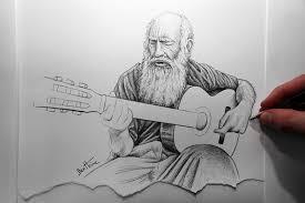 ben heine art and music blog new ballpoint pen sketches in progress