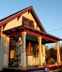 corinthian style porch pillar u2014 small house catalog