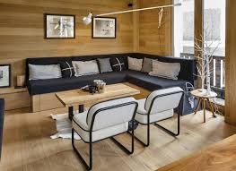 Modern Ski Resort Apartment In The French Alps IDesignArch - French modern interior design