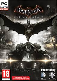 mwr halloween horror nights batman arkham knight pc code steam amazon co uk pc u0026 video