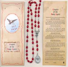 chaplet of the holy confirmation gifts discountcatholicstore