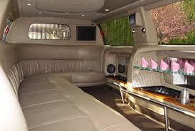Excursion Interior White Ford Excursion Super Stretch Limousine