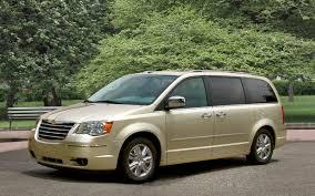 old nissan van top five fuel efficient 2010 minivans
