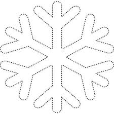 snowflake template 2 free printable coloring pages polyvore