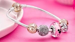 pandora silver link bracelet images New 14k gold pandora jewelry coming to cherry tree lane in disney jpg