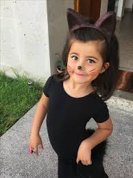 Girls Toddler Halloween Costumes 25 Toddler Cat Costume Ideas Toddler