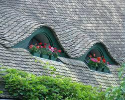 attic windows royalty free stock image image 4005646