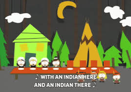 ike broflovski indians gif by south park find on giphy