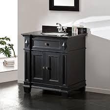 Ove Decors Bathroom Vanities Ove Decors Essex 31 In Single Bathroom Vanity Wall S Furniture