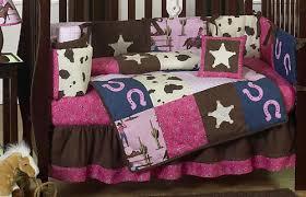 Western Baby Crib Bedding Western Baby Bedding 9 Pc Crib Set Only 189 99