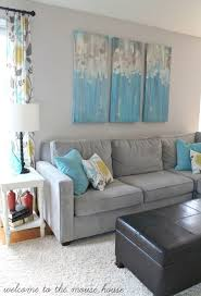 fancy grey and turquoise living room and 192 best color trend grey