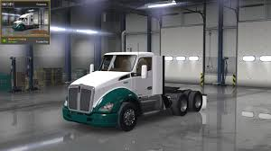 kenworth t680 engine kenworth t680 mascaro trucking skin american truck simulator