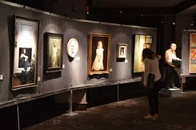 display art 2017 the art of the portrait conference the finalist display room