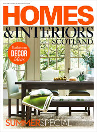 scottish homes and interiors subscribe homes interiors scotland