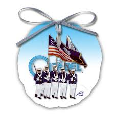 charleston s the citadel color guard ornament what an awesome