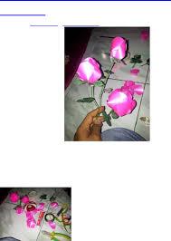 cara membuat bunga dari kertas pita jepang bunga mawar dari pita jepang dokumen tips