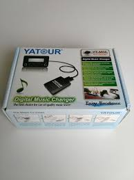 amazon com yatour for honda goldwing gl1800 car digital music