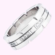 cartier alliances bijouterie du marais cartier tank française wedding band white