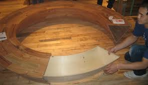 new york design week salvaged wood works azure magazine