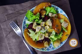 cuisine d automne recette salade d automne cuisine