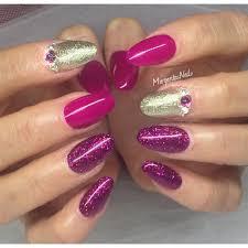 oval nails nail art gallery