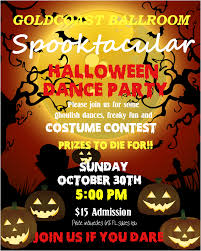 goldcoast ballroom halloween party u0026 costume contest sunday