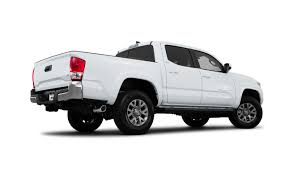 white toyota truck borla exhaust system for toyota tacoma 3 5 v6 priced at 640 99