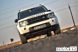 land rover lr4 black land rover lr4 black pack u2013 review motoring middle east car