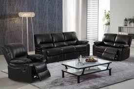 Brown Leather Living Room Set Living In Style Layla 3 Leather Living Room Set Reviews