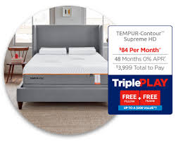 Tempur Duvet Tempur Memorial Day Promotion
