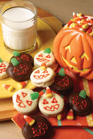 Halloween Appetizer Recipes by Halloween Treats Recipe Relish