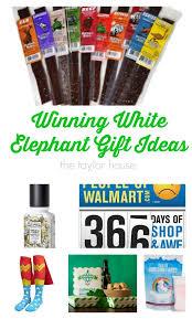 winning white elephant gift ideas the house