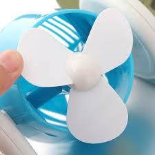 battery operated desk fan cannon mini usb battery operated desk fan