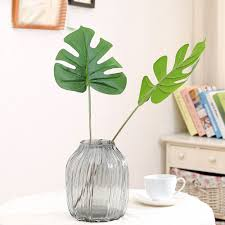 Office Plant Decoration Kl by Online Buy Wholesale Monstera Leaves From China Monstera Leaves