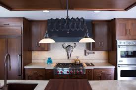 Southwest Kitchen Cabinets Mullet Cabinet U2014 Countryside Transitional Kitchen With A