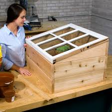 how to install a bow window family handyman build a mini greenhouse with an old window