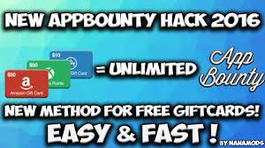 appbounty net invite code new appbounty glitch 2016 get giftcards easily newest method