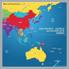 why is country so google auto completes for asia pacific