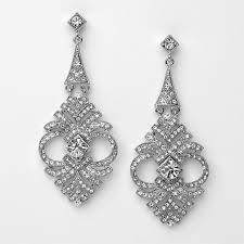 Chandelier Earrings Bridal Two Golden Rings Antique Bridal Earrings Antique Chandelier