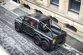 land rover defender 2017 6x6 6x6 off road trucks are so 1934 drivetribe