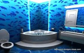 blue bathroom designs calming blue bathroom