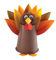 15 and easy turkey thanksgiving crafts to do with your