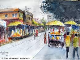shubhankar adhikari fine art 2015