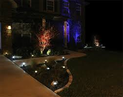 Exterior Led Landscape Lighting Outdoor Lighting Astonishing Hardwired Outdoor Lighting Hardwired