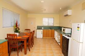 family room with kitchen includes complimentary light breakfast