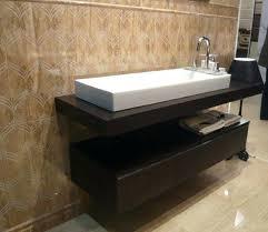 Small Floating Bathroom Vanity - vanities floating bathroom vanity 60 floating bathroom vanity 36