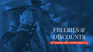 veterans day 2017 list of free and discounted meals for america u0027s