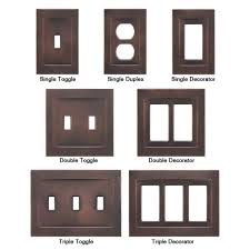 oil rubbed bronze light switch oil rubbed bronze switchplates bronze magnetic wall plates rq home