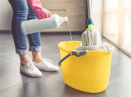 how often you should mop your floors and the right way to do it