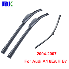 audi a4 2004 accessories combo front and rear wiper blades for audi a4 8e 8h b7 2004 2007